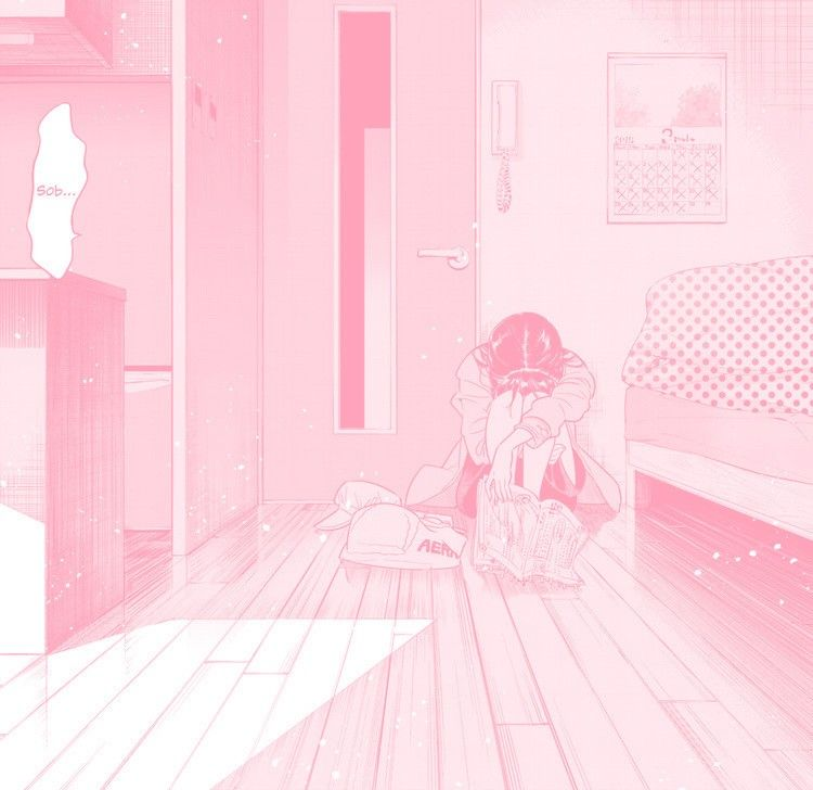 𝑁ℎ𝑎𝑤 Pink Wallpaper Anime Pastel Pink Aesthetic Cool Anime Wallpapers