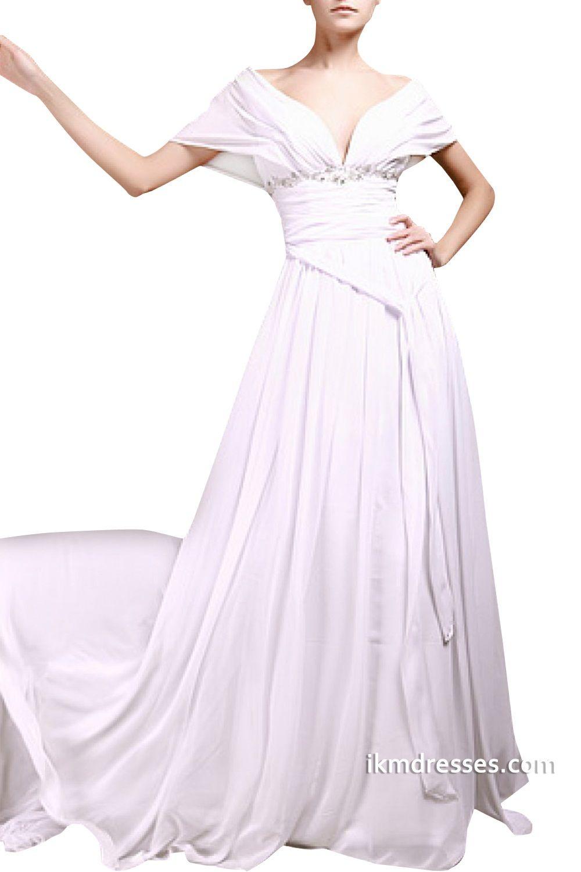 http://www.ikmdresses.com/Sexy-Deep-V-Neck-Backless-Court-Train-Chiffon-Bridal-Wedding-Dress-Formal-Evening-Prom-Dresses-p88720