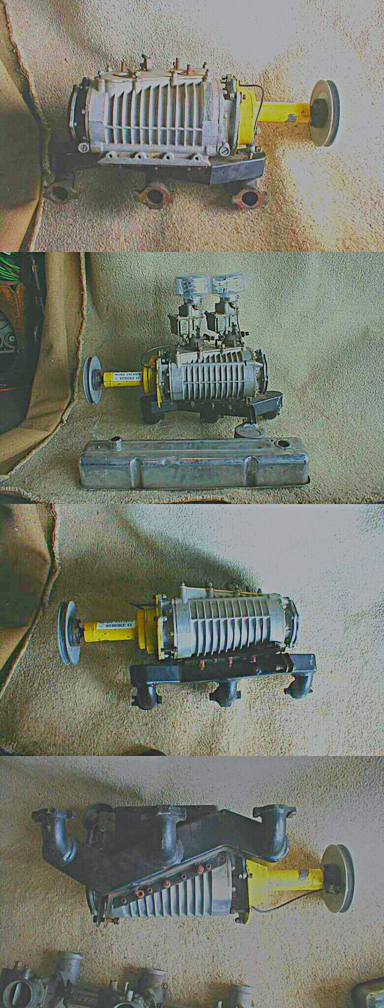 small resolution of supercharger for a inline 6 cylinder chevrolet