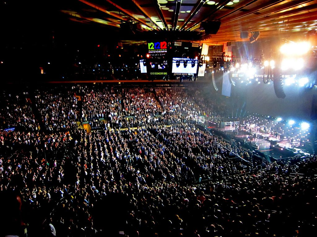 Madison Square Garden Home To Some Of The Best Concerts In