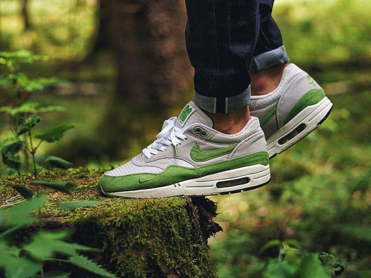 premium selection 4fb25 bd4ca Patta x Nike Air Max 1 - Spring Green - 2009 (by rocka9to10) Sneakers