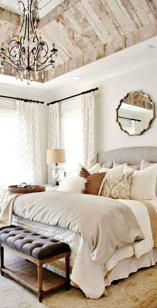 Best 60 Farmhouse Master Bedroom Decorating Ideas In 2020 With 400 x 300