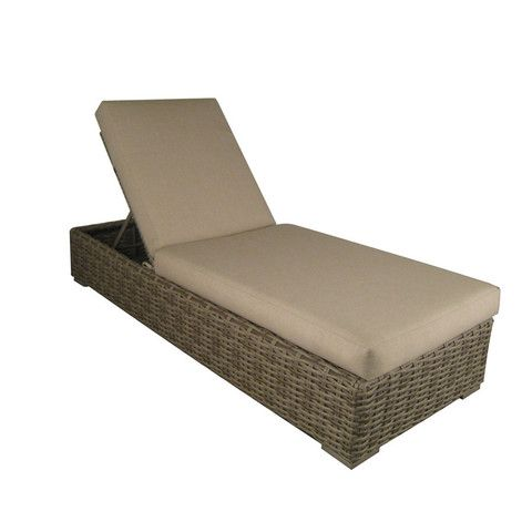 Driftwood Cove Chaise Lounge - Outdoor Patio Furniture Toronto Waterloo Ottawa - Hauser  sc 1 st  Pinterest : chaise lounge ottawa - Sectionals, Sofas & Couches