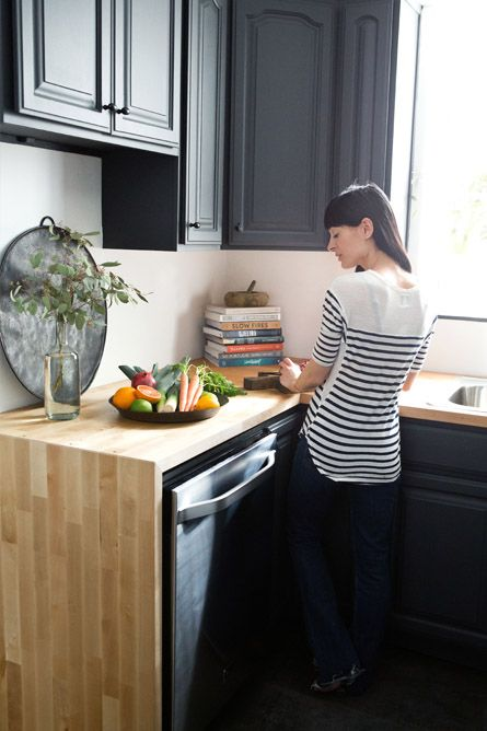 Attrayant Athena Transforms Her Temporary Kitchen And Shares Some Of Her Swooniest  Design Tips!