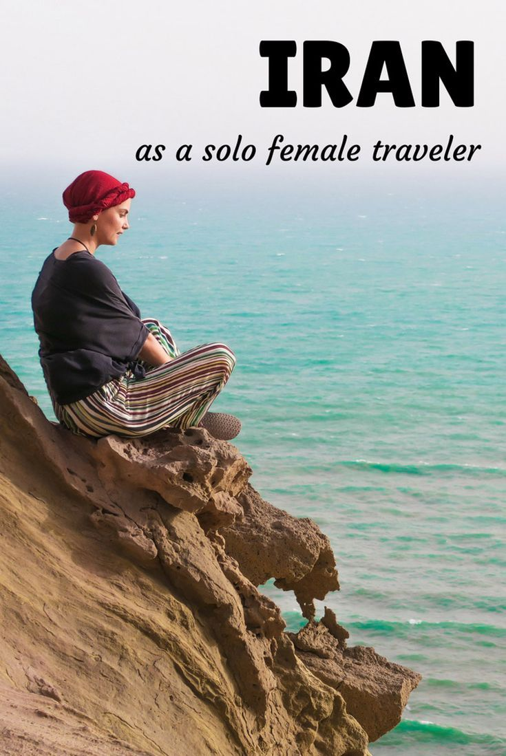 Iran as a solo female traveler - Interview with Earth Wanderess - Against the Compass
