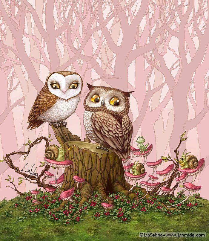 Pin De Filiz Cakmak En Owl Obsession Pinterest Lechuzas Los