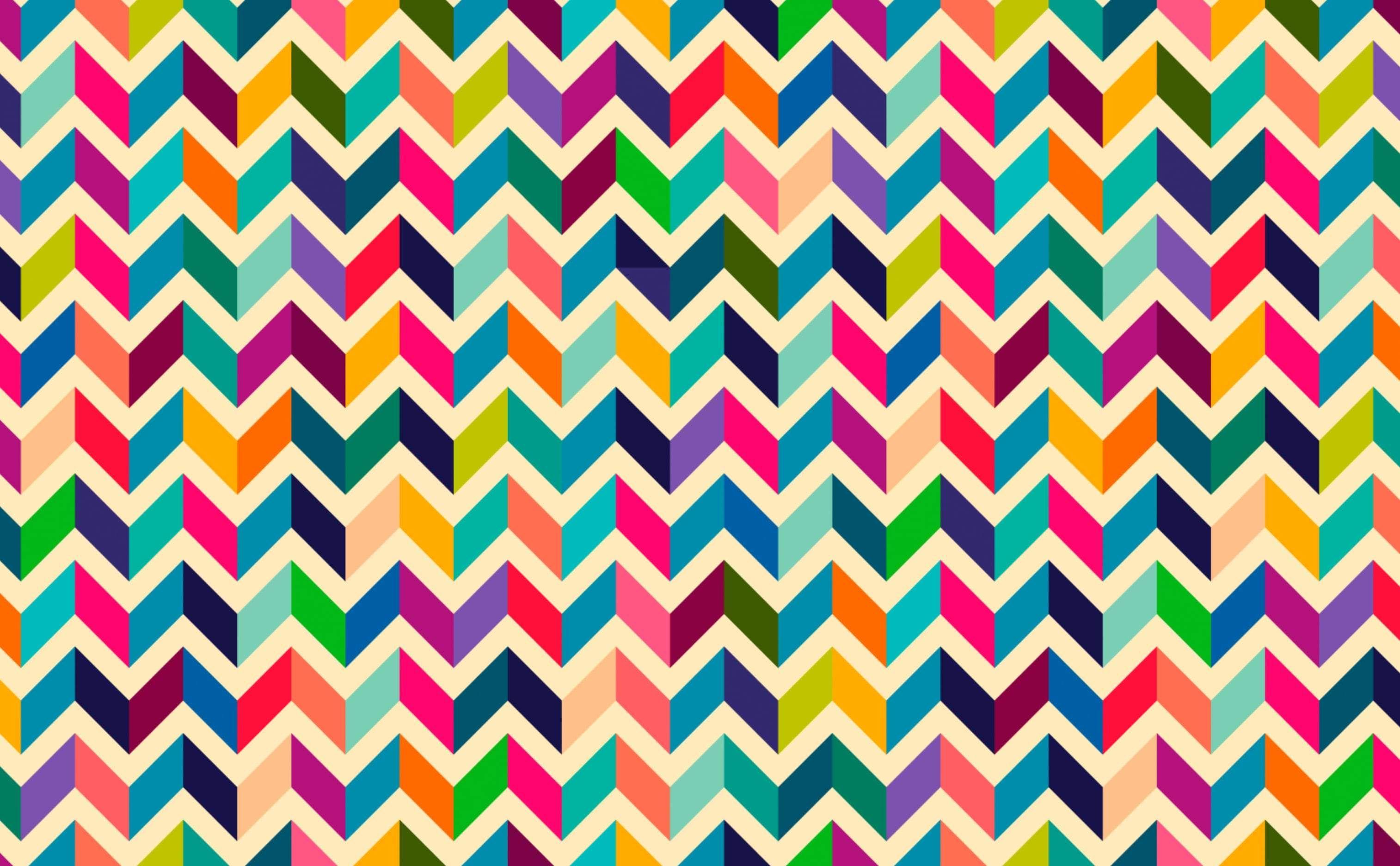 Dimensional Retro Pink And Purple Wallpaper Chevron Wallpaper Chevron Pattern Background