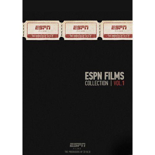 Espn Films - 2011 Collection (5 Disc Set - 5 Films) Fab 5-herschel-renee-charismatic-catching Hell
