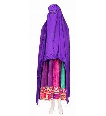 Burka Violet (D)