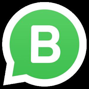 نرم افزار واتساپ بیزینس Whatsapp Business اندروید Whatsapp Business یا برنامه واتساپ بیزینس نسخه تجاری نرم افزار محبوب وات Logo Facebook Business Business Logo
