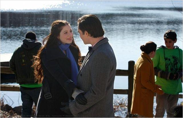 Gossip Girl : foto Ed Westwick, Michelle Trachtenberg