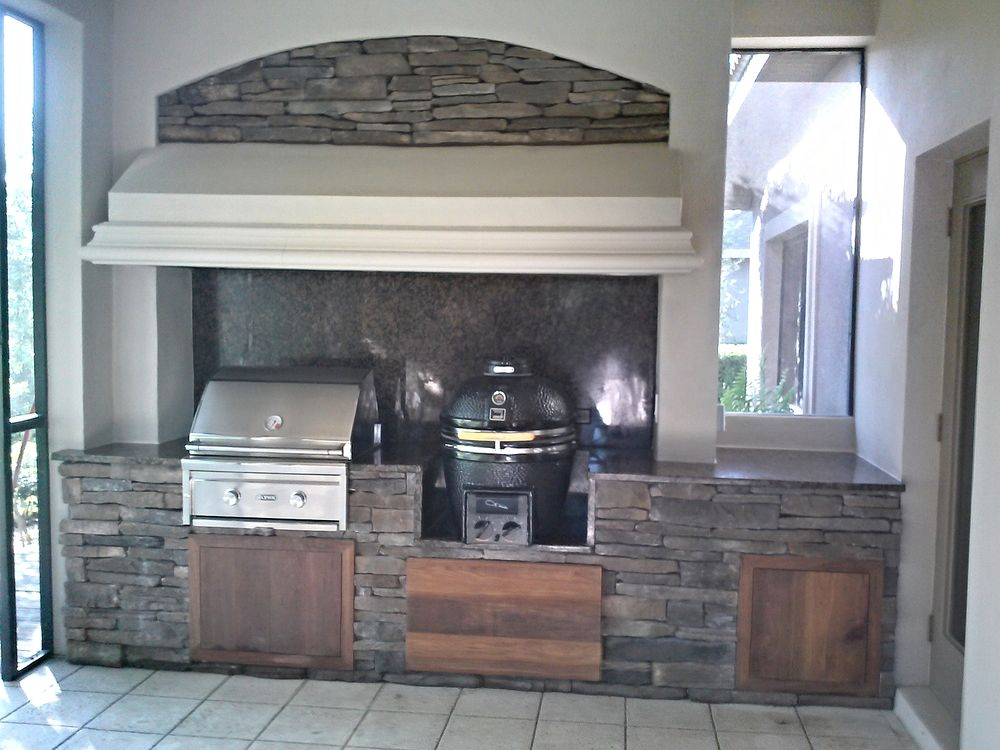 Before After Out With The Old In With The New Outdoor Living Design Old Things