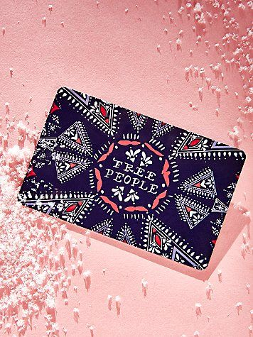 Free People Gift Card Gift Cards can be used online, over the - christmas gift certificates free