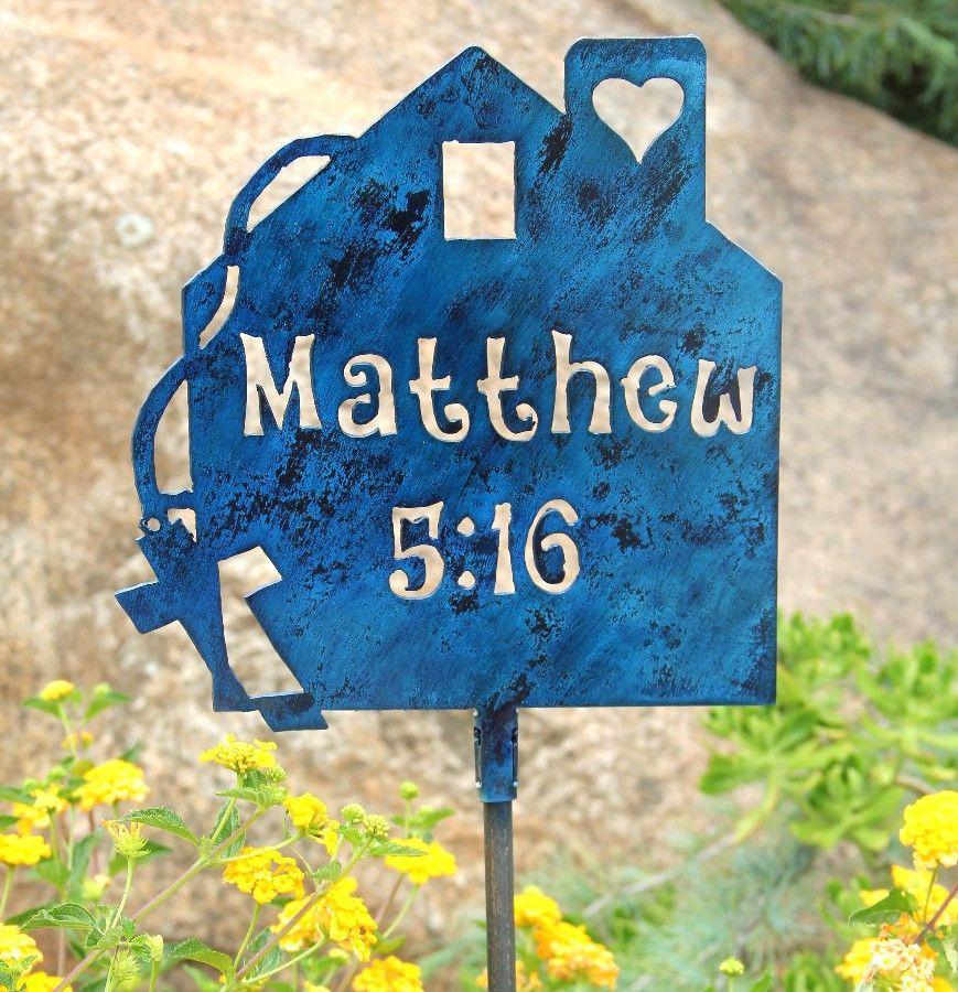 Mattew 516 Christian Home Decor Wall Art