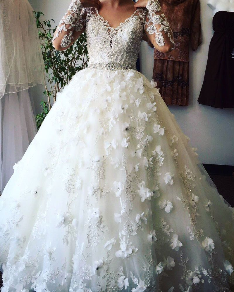 Wedding Gown Alterations Near Me For Short Brides - wedding gown