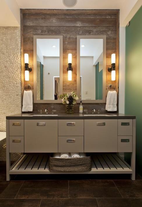 12 Beautiful Bathroom Lighting Ideas Bathrooms Decorar Banos Banos Decoracion Banos