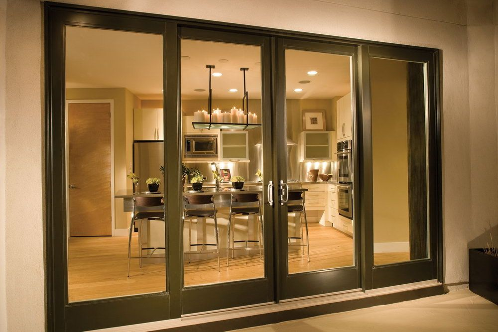Very Popular 4 Panel Sliding Glass Door In 2020 Glass Doors Patio Sliding Glass Doors Patio Sliding French Doors