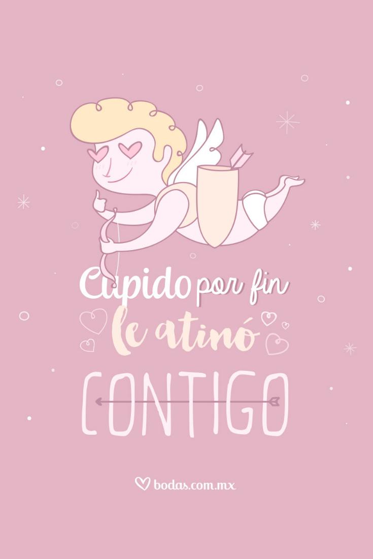 13 frases de amor para decirle a tu pareja horas antes de la boda. #bodas  #bodasmx #novios #noviasmexico #mexicanwedding #nosca… | Dear crush, Love  you, I love you