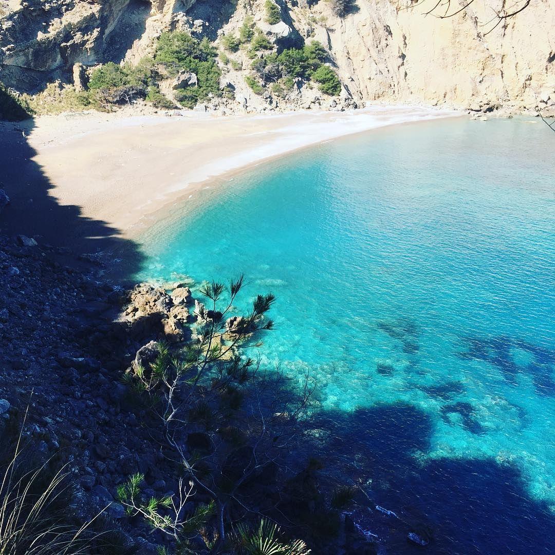 Die Buchten Im Norden Mallorcas Sind Zwar Teils Schwer Erreichbar