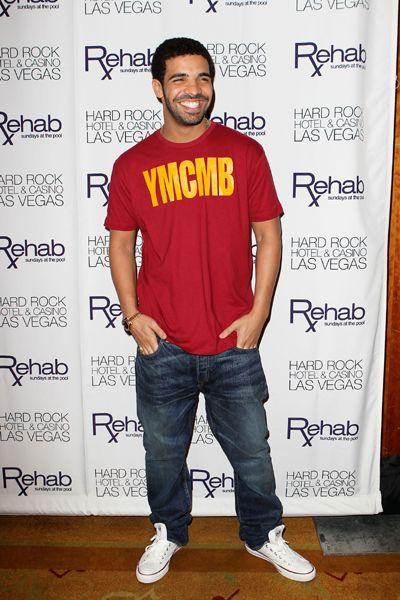 Drake Hosts Memorial Day Party At Rehab In Vegas Celebrities Fashion Drake