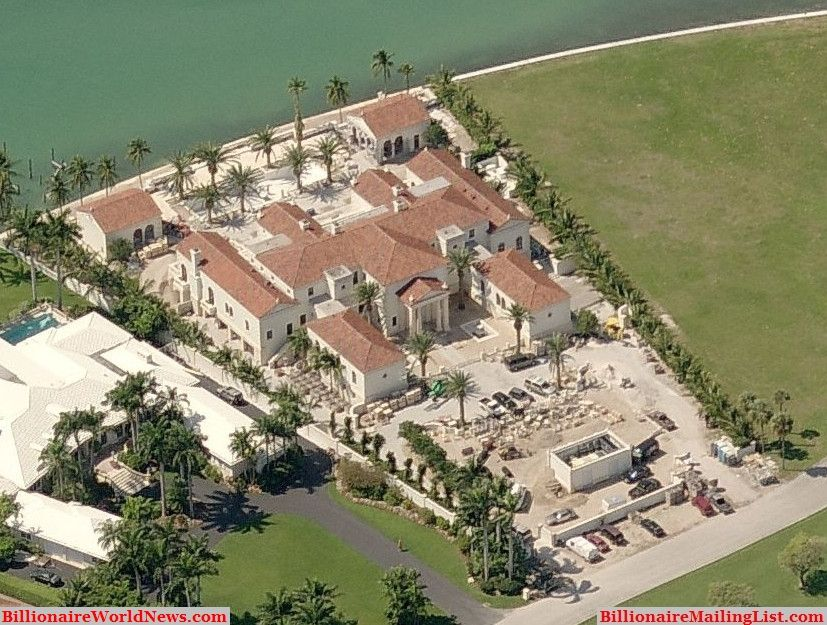 Billionaire Miami Mansions From Above – An Aerial View  04c88501c