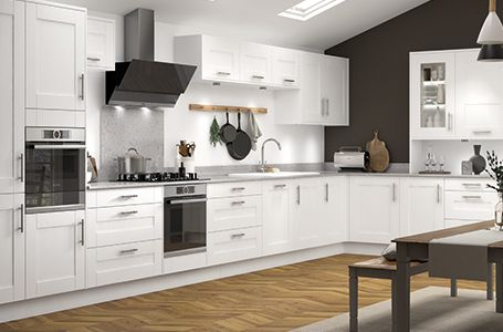 Sherwood Kitchen style, White kitchen range, Quality
