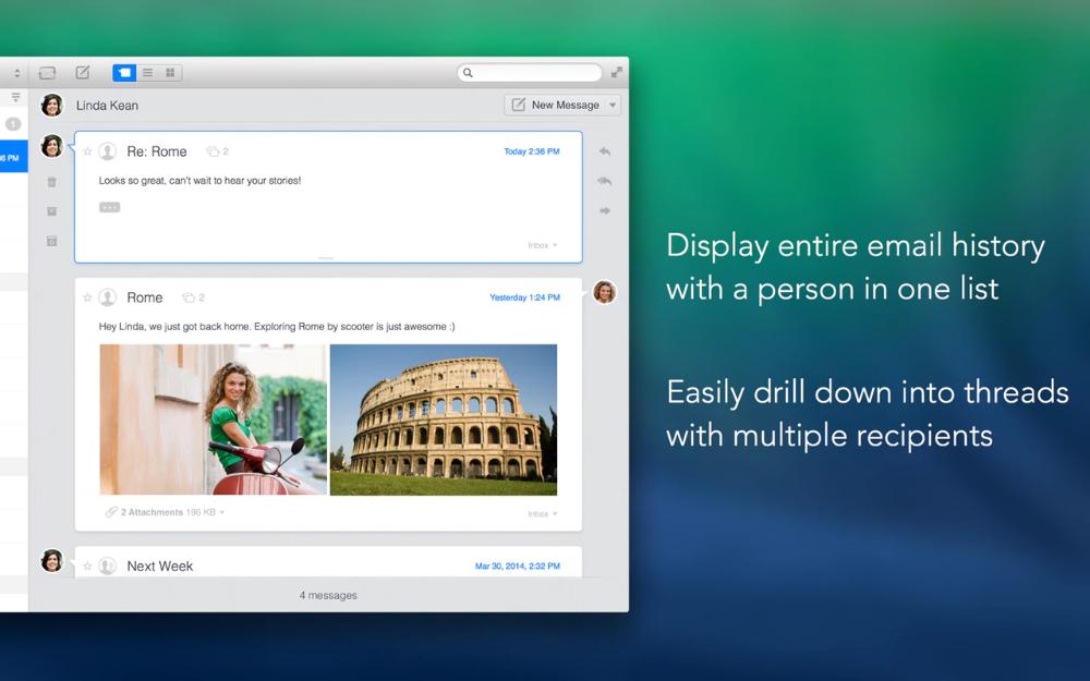 Unibox on Setapp The revolutionizing Mac mail app
