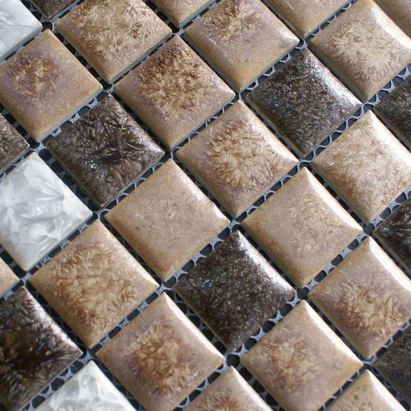 Porcelain Bathroom Wall Tiles Floor Kitchen Backsplash Ideas Square ...