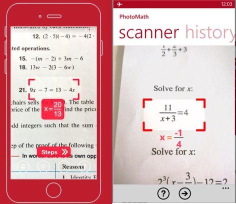 Solving Maths Problems, free math problem solver app