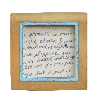 Dassie Benson Square Rustic Wooden Frame 30x30: These handcrafted ...