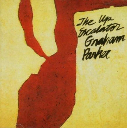 Graham Parker - The Up Escalator on Limited Edition Import LP