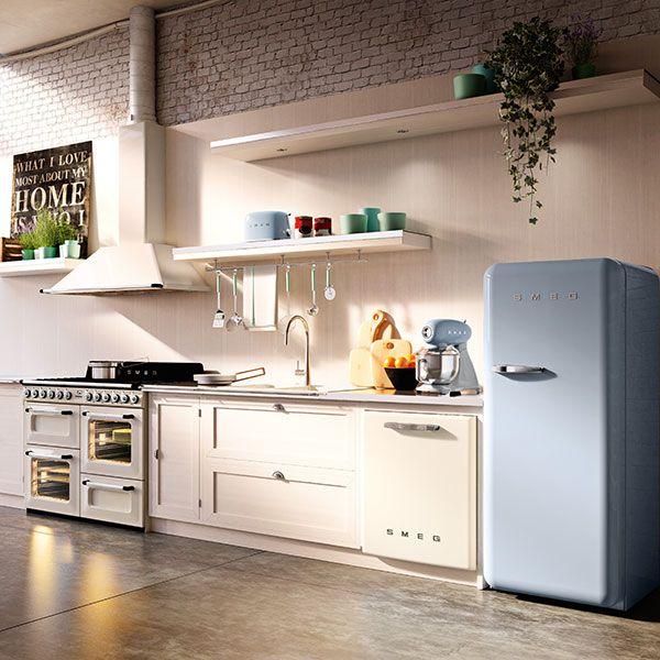 La linea Anni 50 - Smeg 50s Style | Elettrodomestici | Pinterest ...
