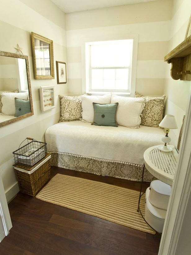 You Can Easily Transform A Small Guest Room, Into A Cozy Escape, Regardless  Of The Amount Of Available Space. A Competent Interior Design Can Make An  ...