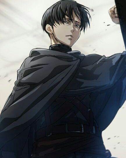 Anime Icons | Ongoing - °Levi Ackerman° [AOT]