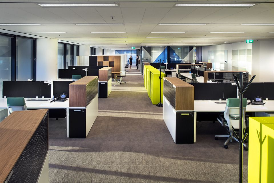 King and Wood Mallesons Perth Australia Geyer Interior