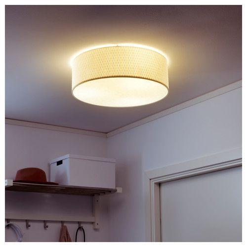 ALÄNG loftljós 45 cm hvítt Deckenlampe, Beleuchtung