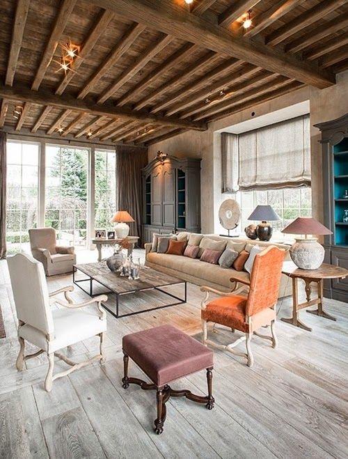 Pin von Philippe van Taylor auf Interieurs belges Pinterest - decken deko wohnzimmer