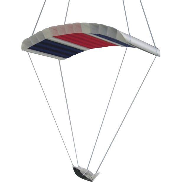 Free Download PDF DIY 3D Model Papercraft parachute