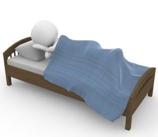 Schlaf Bett Gute Nacht Schlafmangel Und Neue Wege
