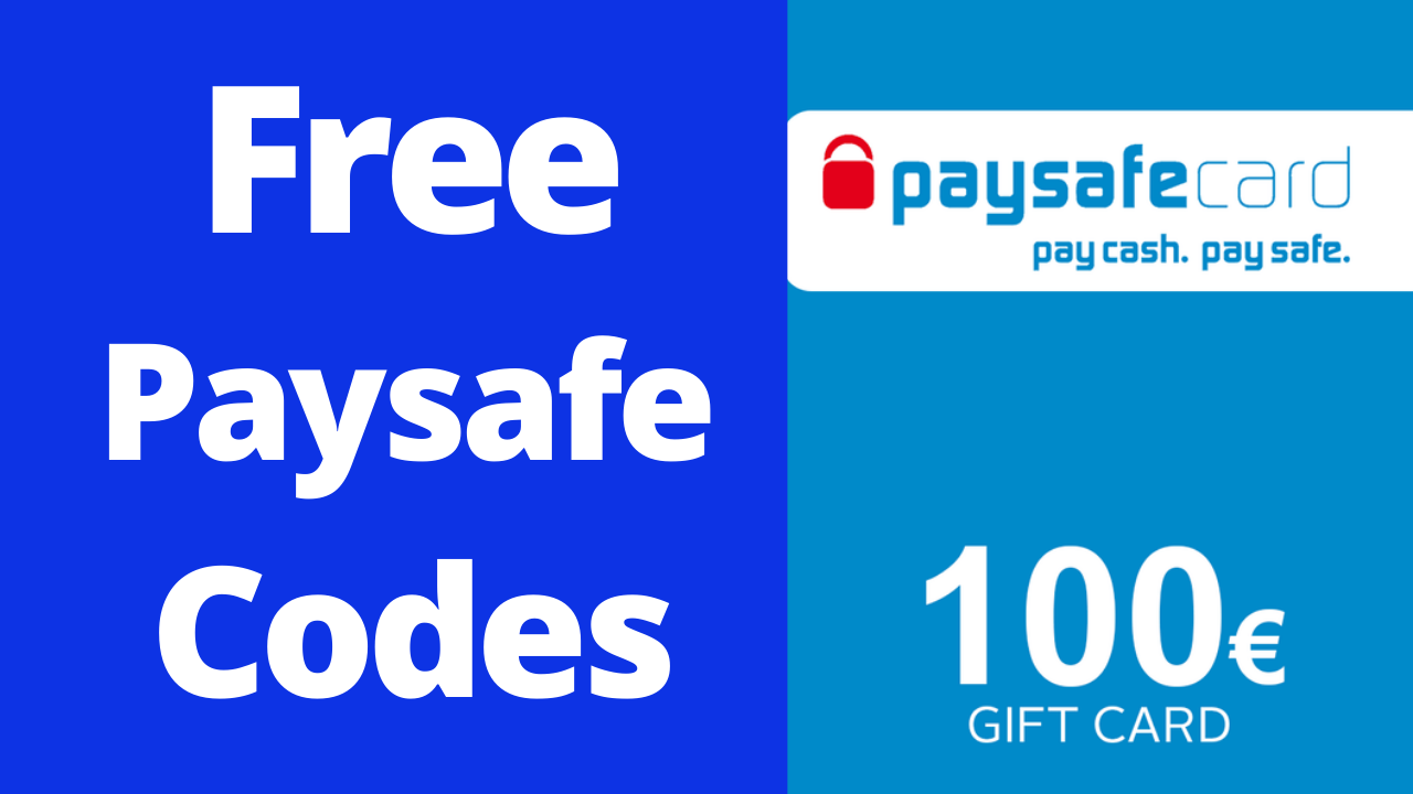 Free Paysafecard Generator In 2021 Coding Gift Card Cards