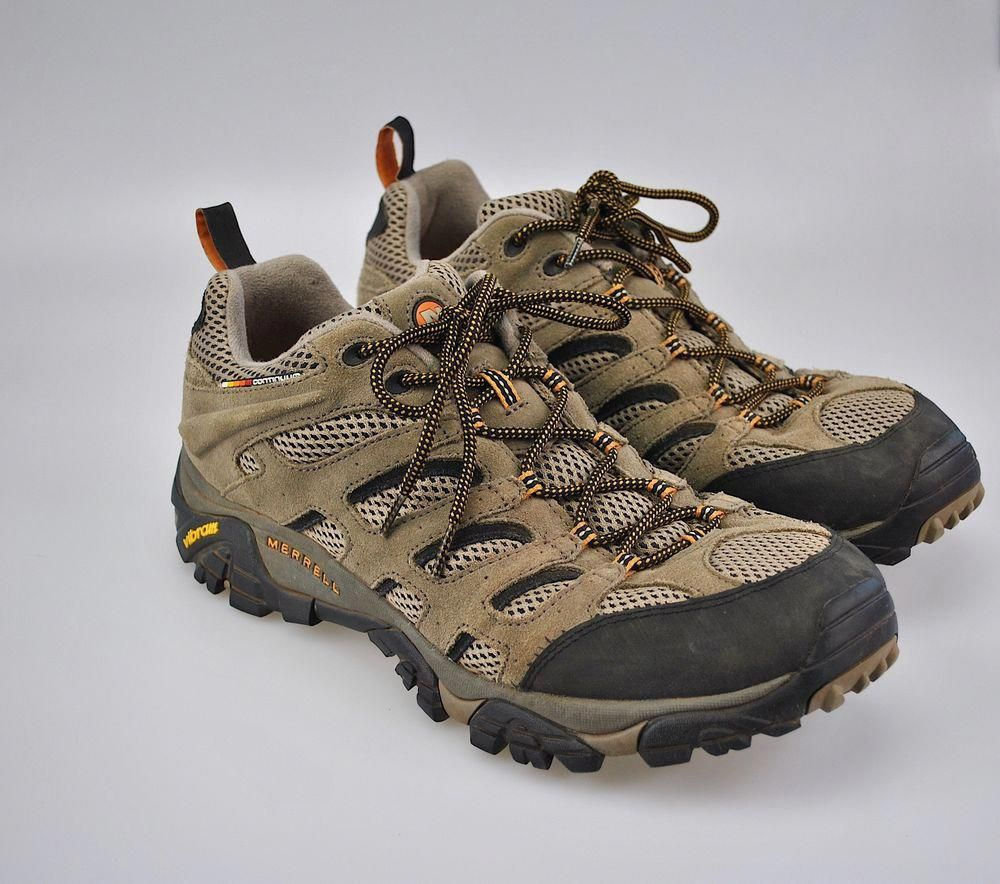 MERRELL CONTINUUM GORE TEX Vibram Camping Hiking Shoes