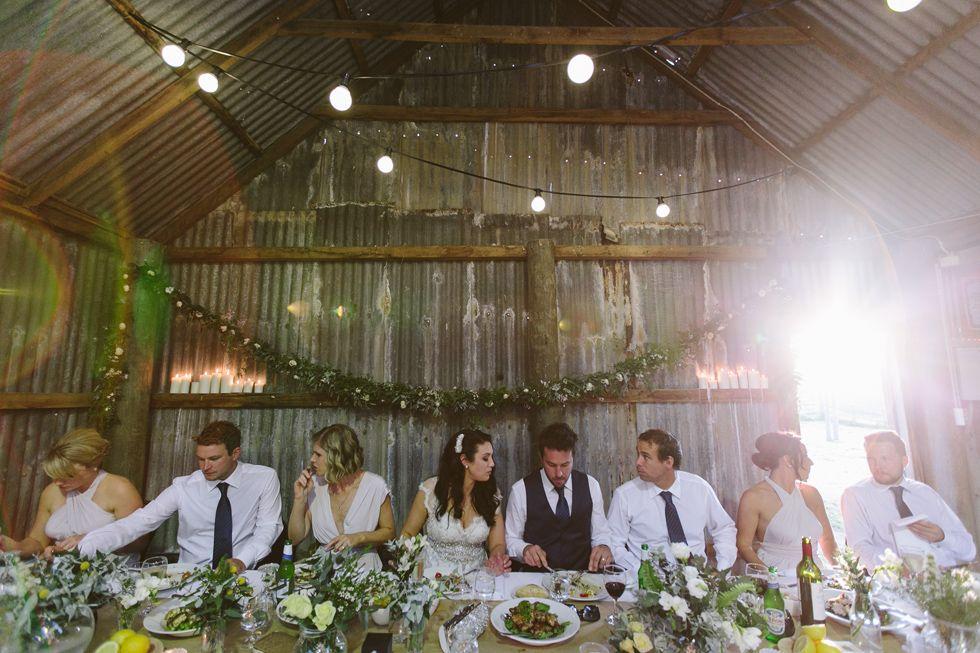 Barn Wedding At The Briars Mornington Peninsula My Gorgeous