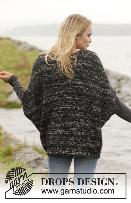 Free Pattern | capas en dos agujas y en crochet | Pinterest | Sueter ...