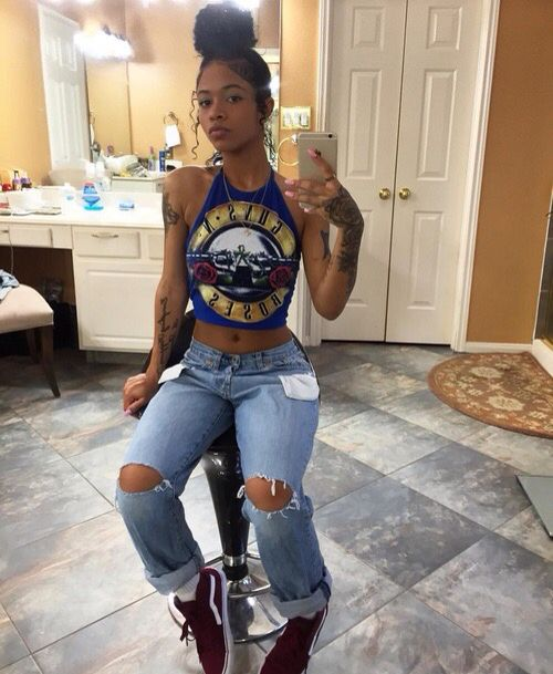 Pinterest [ @teethegeneral ] | Outfits!! | Pinterest | Nuggwifee Clothes and Baddie