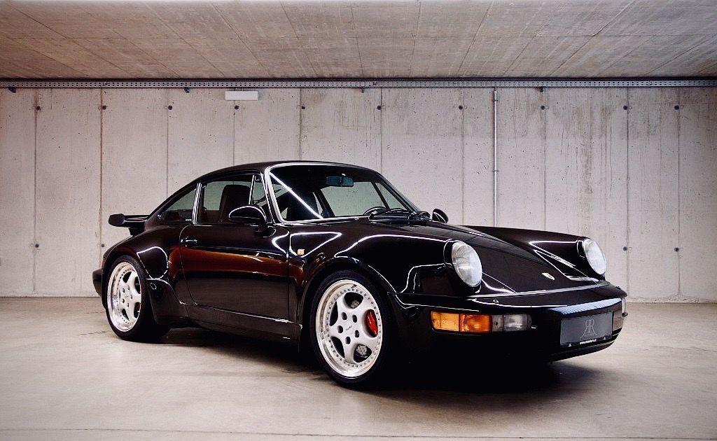 Porsche 964 Turbo 3 6 1993 Elferspot Com Marketplace For Porsche Sports Cars Porsche 964 Porsche Classic Porsche 911 964