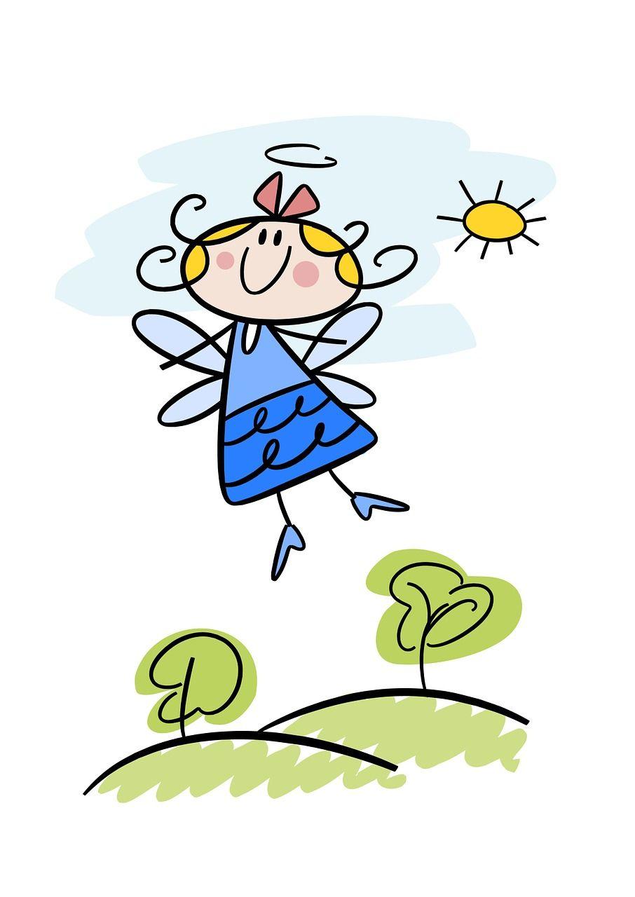 Montagsinspiration Was Macht Einen Guten Menschen Aus Engel Zeichnen Kinder Zeichnen Strichzeichnung
