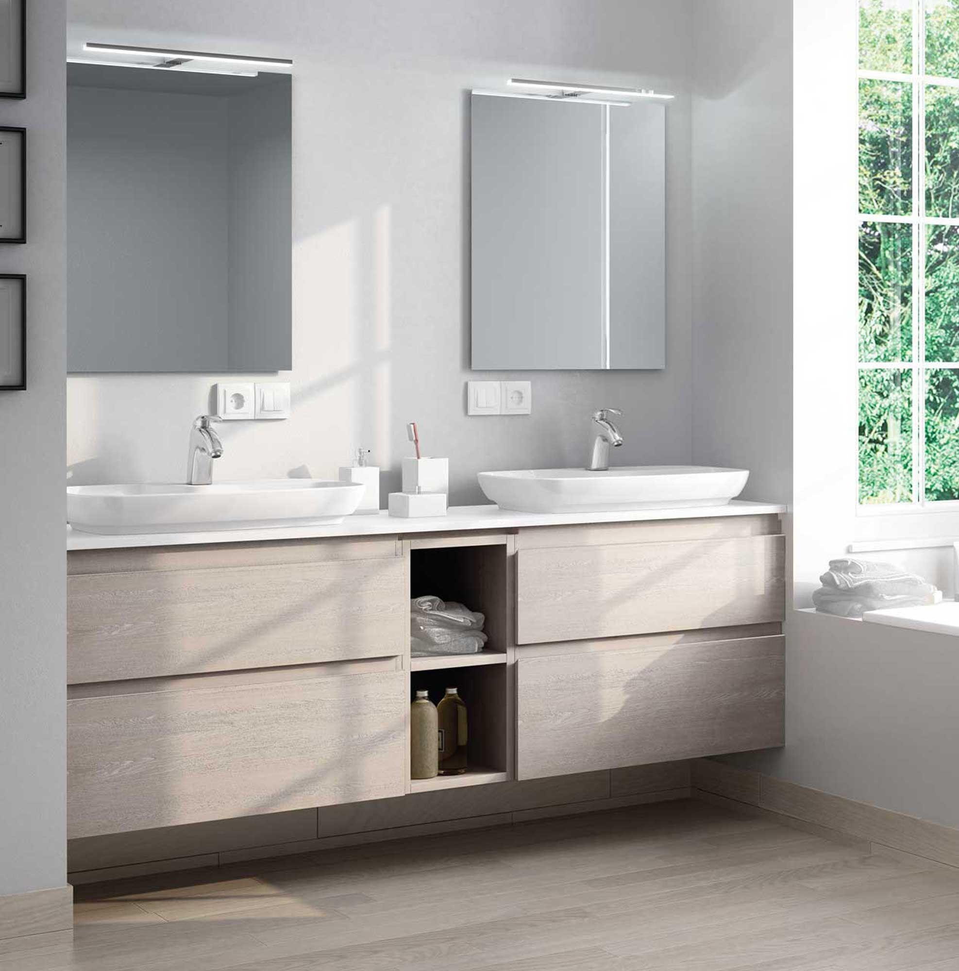Muebles de baño de diseño moderno y contemporáneo. Muebles de baño  fabricados para proyectos a 547227a52363