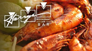 Only $7 for food & drinks at Harry's Restaurant and Bar (53% off)  #Deals