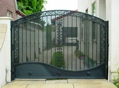Get Beautiful Fence And Gate Design Ideas Surprising Magna Latch Pool Fence Gate Latch Page Gates And Railings Iron Doors Iron Gate