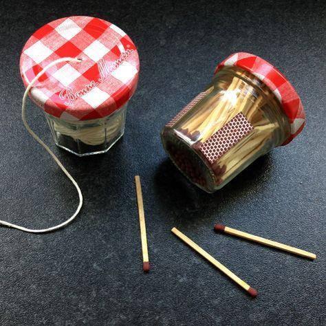 Recyclez vos mini pots de confiture Bonne Maman en cuisine  un - hygrometrie dans une maison